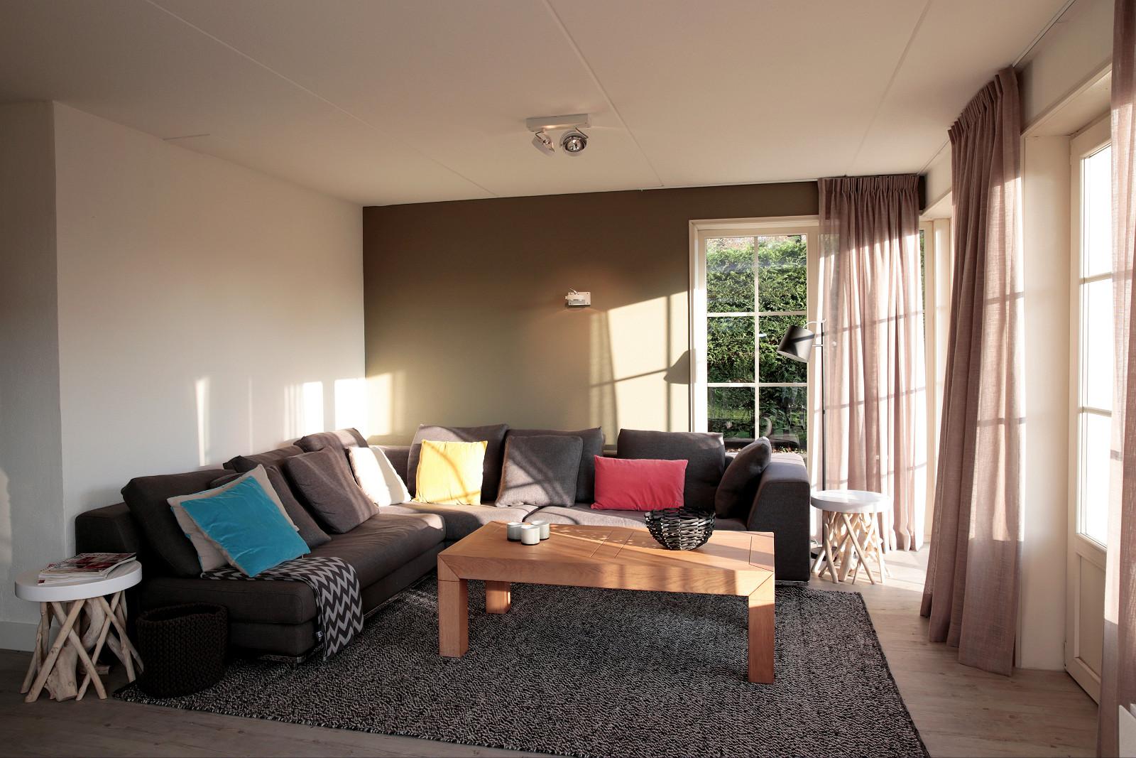 Waddeduyn luxus 6 personen villa mit whirlpool for Schlafsofa zwei personen
